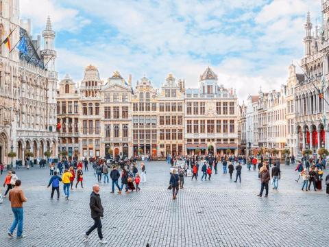 29. Brussels, Belgium