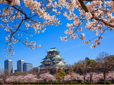 3. Osaka, Japan