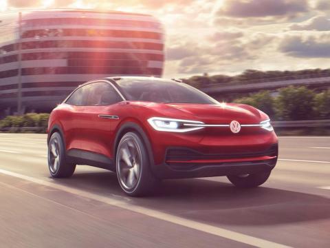3. Volkswagen I.D. Crozz