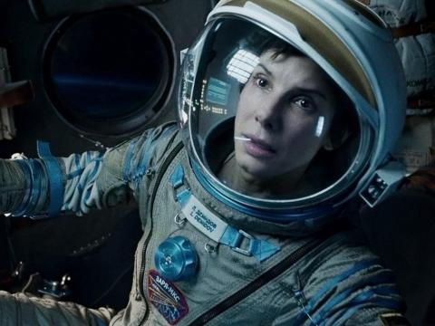 "30. ""Gravity"" (2013)"