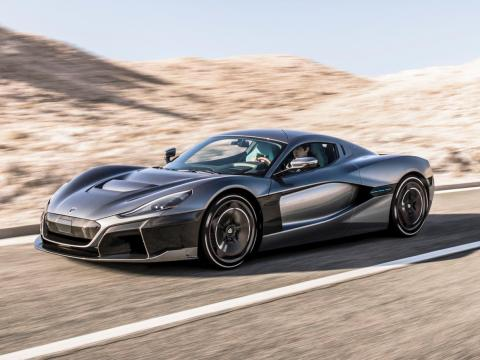 Rimac will start producing its C_Two supercar in 2020.