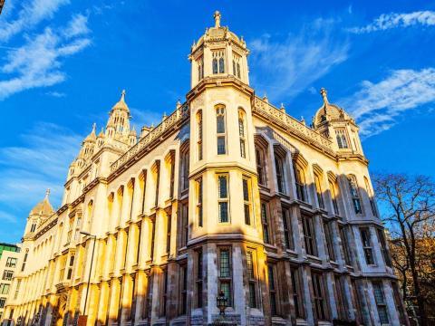 31. King's College London, UK — 82.5