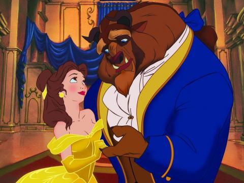 "32. ""Beauty and the Beast"" (1991)"