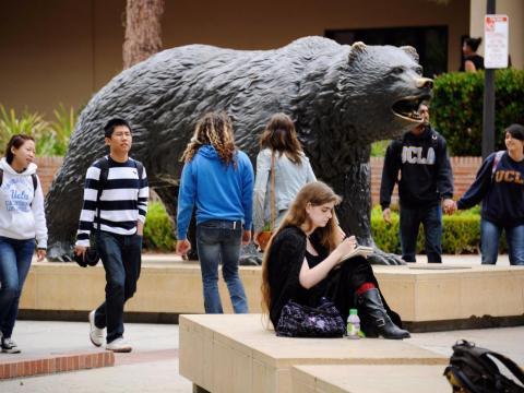 32. University of California, Los Angeles, USA — 81.9