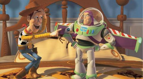 "34. ""Toy Story"" (1995)"