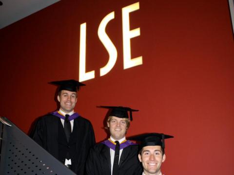 38. London School of Economics, UK — 80.2
