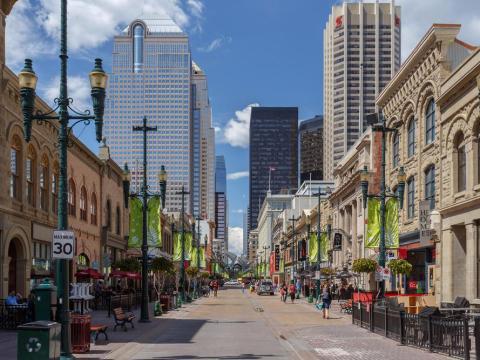 4. Calgary, Canada