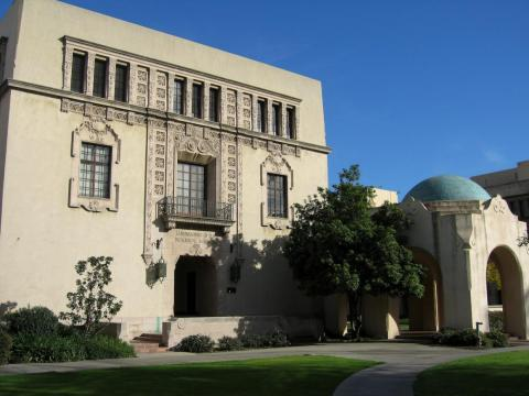 4. California Institute of Technology, USA — 97.2