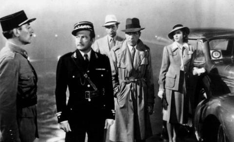 """4. """"Casablanca"""" (1943)"""