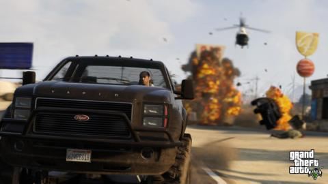 4. Rockstar puts out games infrequently, historically speaking.