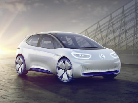 4. Volkswagen I.D.