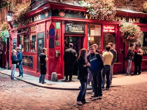 41. Dublin, Ireland