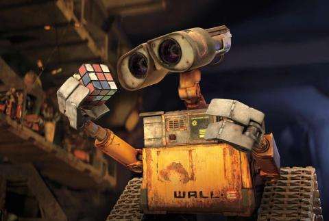 """43. """"WALL-E"""" (2008)"""