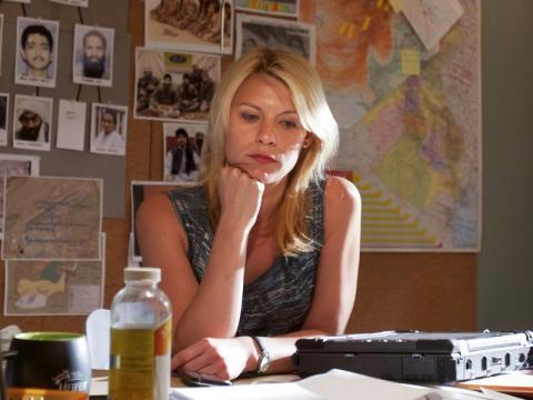 "$450,000 — Claire Danes, ""Homeland"" (Showtime)"