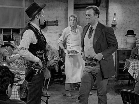 "46. ""The Man Who Shot Liberty Valance"" (1962)"