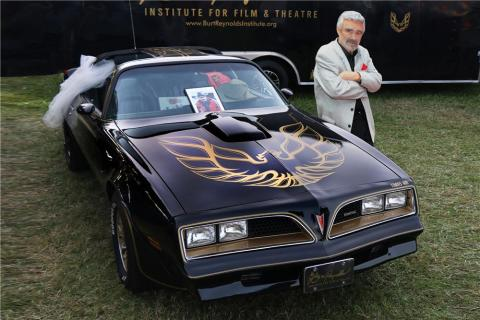 5. 1977 Pontiac Firebird Trans AM