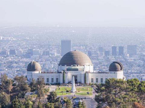 5. Los Angeles, California