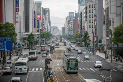 5. A day in the life of Hiroshima