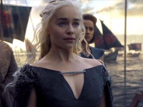 "$500,000 — Emilia Clarke, ""Game of Thrones"" (HBO)"