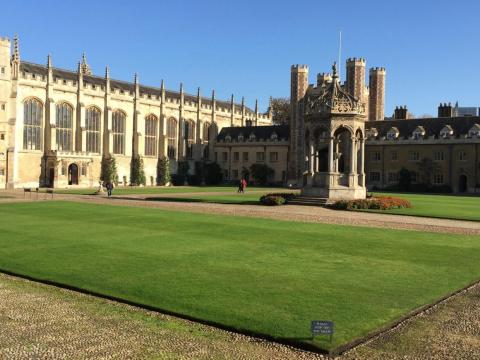 6. University of Cambridge, UK — 95.6