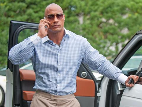 "$650,000 – Dwayne Johnson, ""Ballers"" (HBO)"