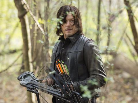 "$650,000 – Norman Reedus, ""The Walking Dead"" (AMC)"
