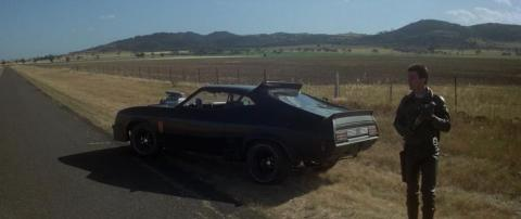 7. 1973 Ford Falcon XB GT Pursuit Special