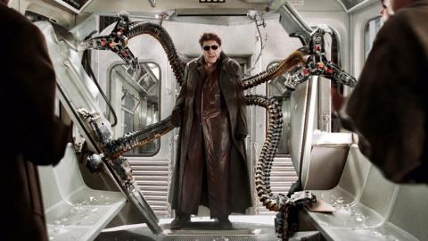 "7. Alfred Molina as Otto Octavius/Doctor Octopus in ""Spider-Man 2"""