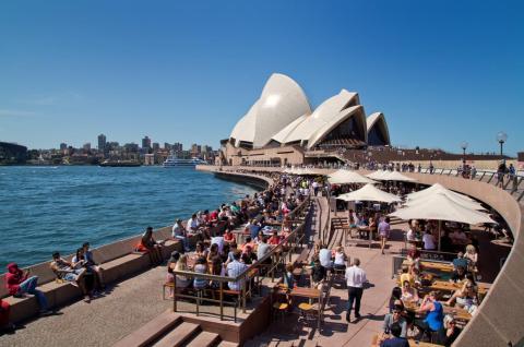 8. Australia.
