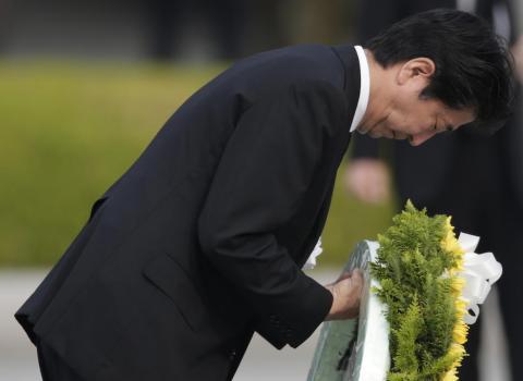 8. Hiroshima Peace Memorial Ceremony