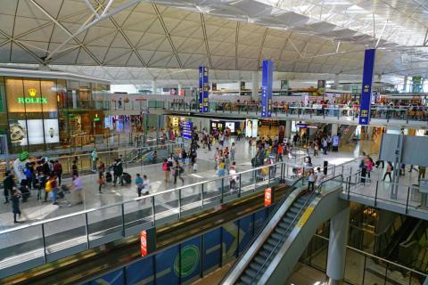 8. Hong Kong International Airport (Hong Kong SAR, China) — Aviation Museum
