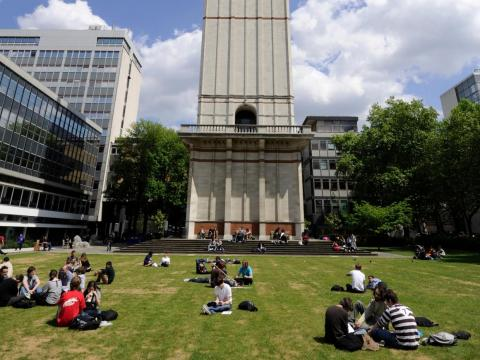 8. Imperial College London, UK — 93.3