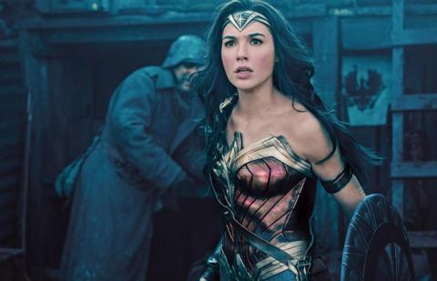 """4. """"Wonder Woman"""" (2017)"""