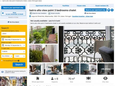 Airbnb is in a war with Booking.com, and taking advantage of that fact can save you a ton of money