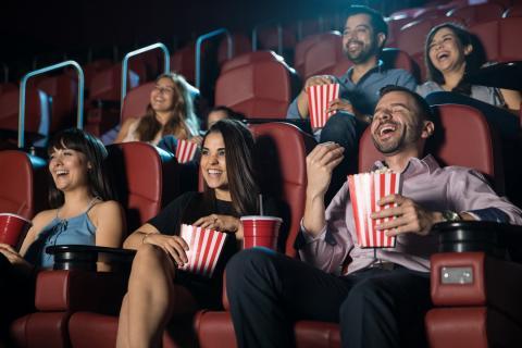 Amazon quiere comprar una cadena de cines