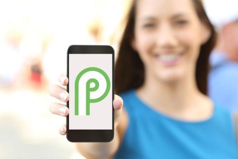 Android P características