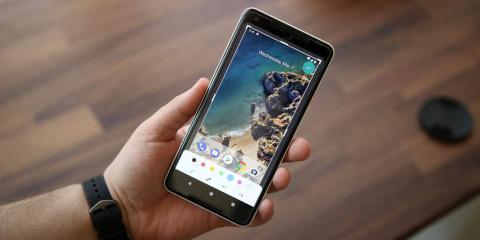 Editor de capturas de pantalla con Android P