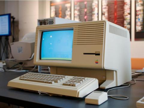 Apple Lisa.
