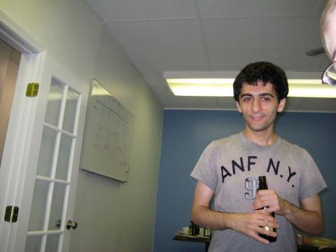 Arash Ferdowsi