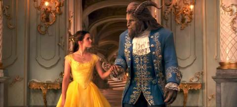 """10. """"Beauty and the Beast"""" (2017)"""
