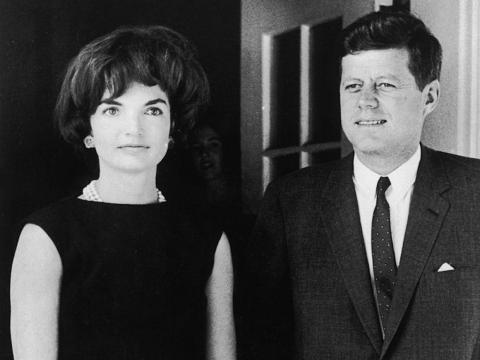 The beginning of the 1960s saw many Americans starting to take cues from the White House on how to dress. The Kennedy administration — with its preppy First Couple — ended up influencing the fashion of the time.