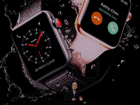 Both the Apple Watch and Galaxy Watch are fitness- and wellness-focused smartwatches.