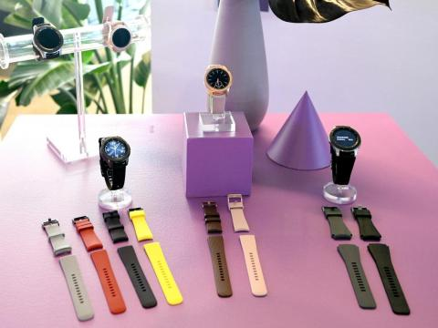 Both Samsung and Apple make a variety of bands for the watches, so you can customize them to suit your taste.