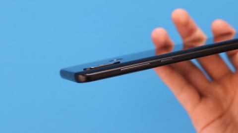 Cámara que sobresale en el Xiaomi Mi 8