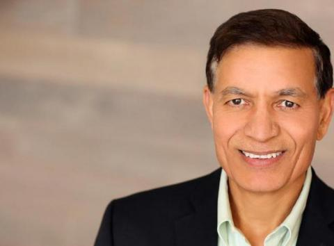 El CEO de Zscaler, Jay Chaudhry.