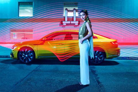 Cómo convertir en arte las fotos de un coche