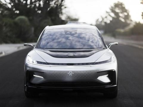 The company has said the vehicle will be incredibly powerful.