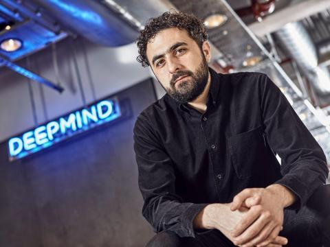 Mustafa Suleyman, cofundador de DeepMind.