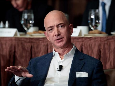 "Dissatisfied customers can email Jeff Bezos directly and he'll forward the message along to the right person — with one dreaded addition: ""?"""