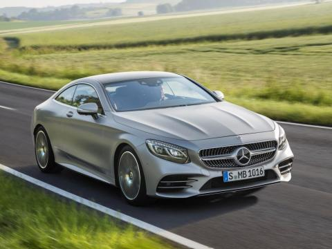 The EQS will not be based on the S-Class.